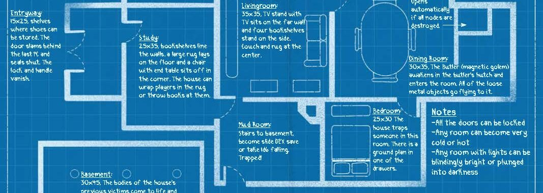 Smart House D&D