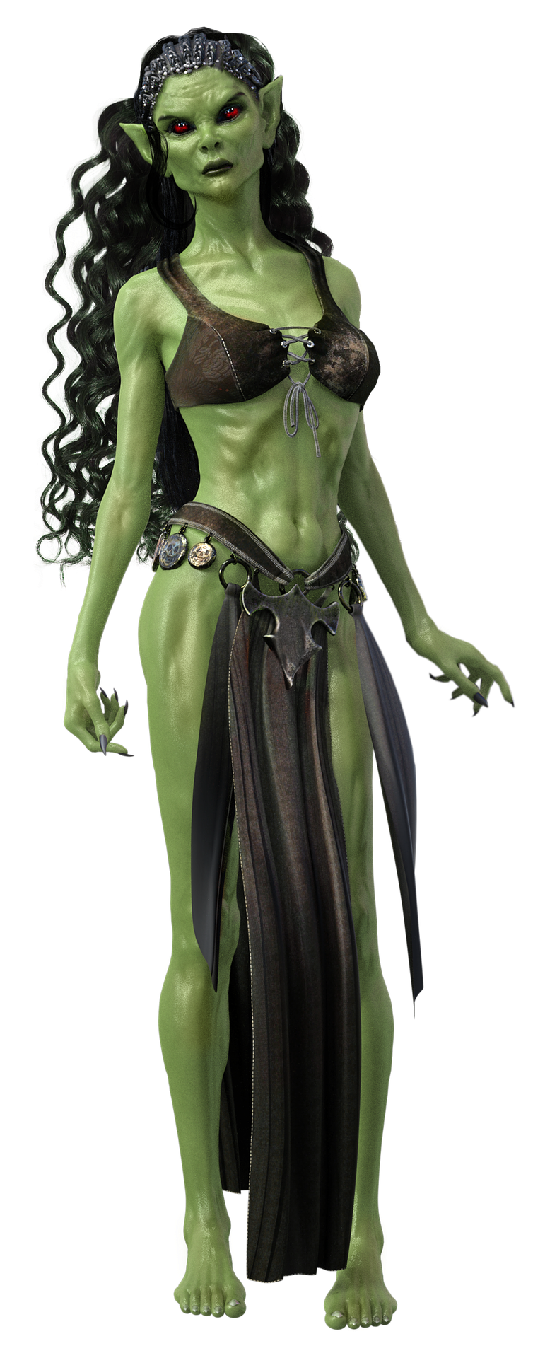 orc witch hag